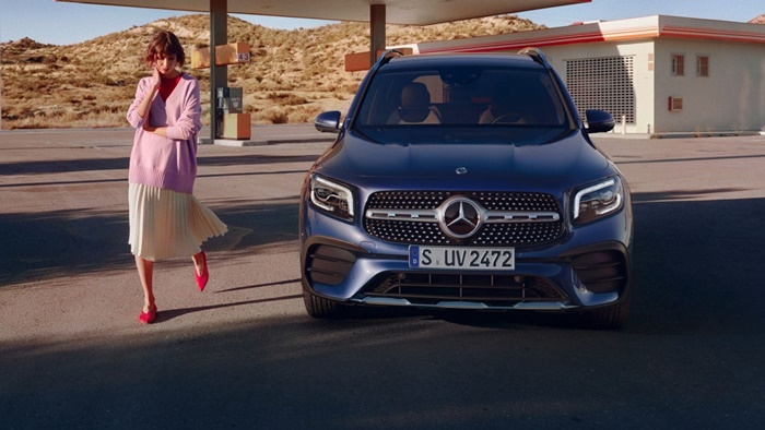 Mercedes Benz GLB ราคา2.899 ล้านบาท