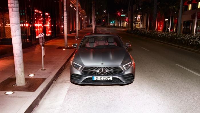 Mercedes Benz CLS ราคา 4.329 ล้านบาท