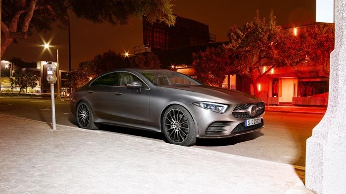 Mercedes Benz CLS 2021