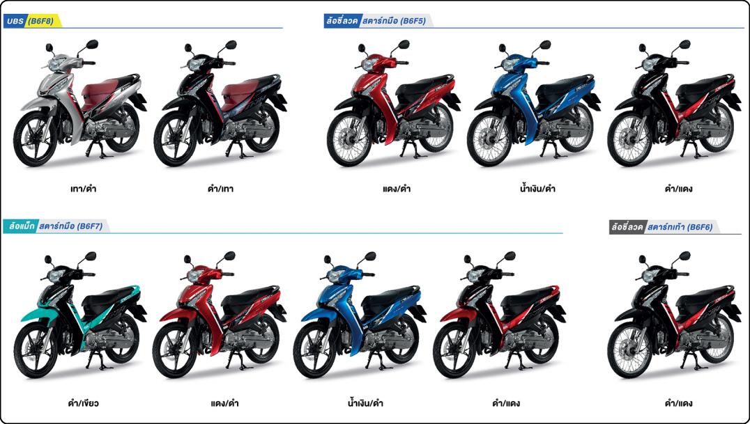 ราคาและตารางผ่อน ดาวน์ Yamaha Finn 2021
