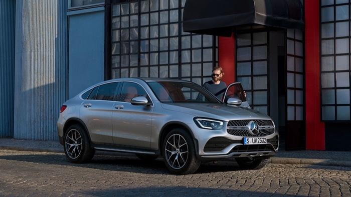 Mercedes-AMG GLC 2021 คูเป้