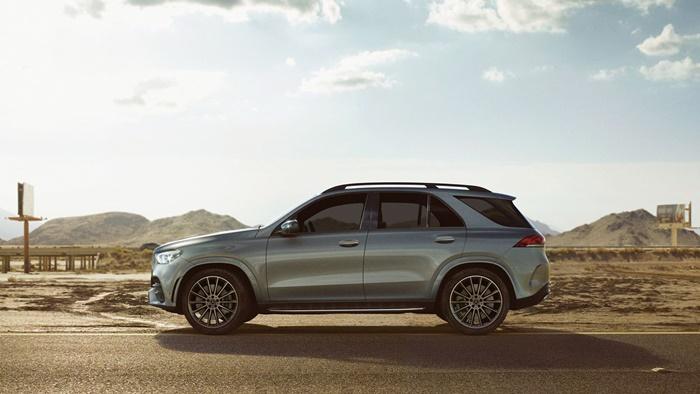 Mercedes-Benz GLE ราคาเริ่มต้น4.699 บาท