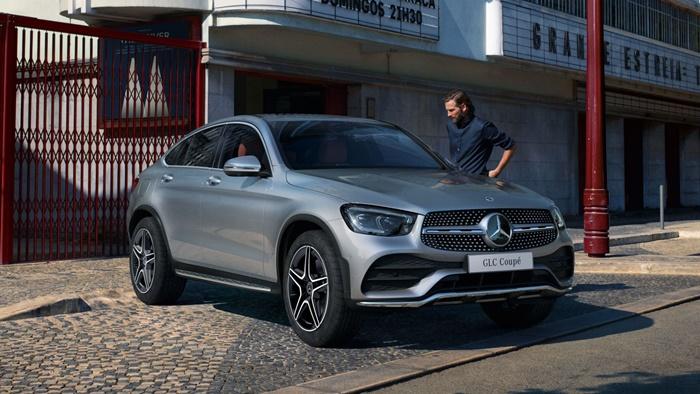 Mercedes-AMG GLC ราคาเริ่มต้น 3.349 ล้านบาท