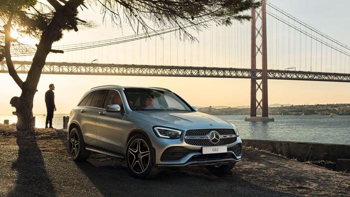 Mercedes-AMG GLC 2021 ธรรมดา