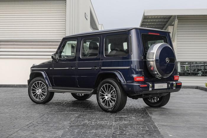 Mercedes Benz G 350d 2021 ราคา9.490ล้านบาท