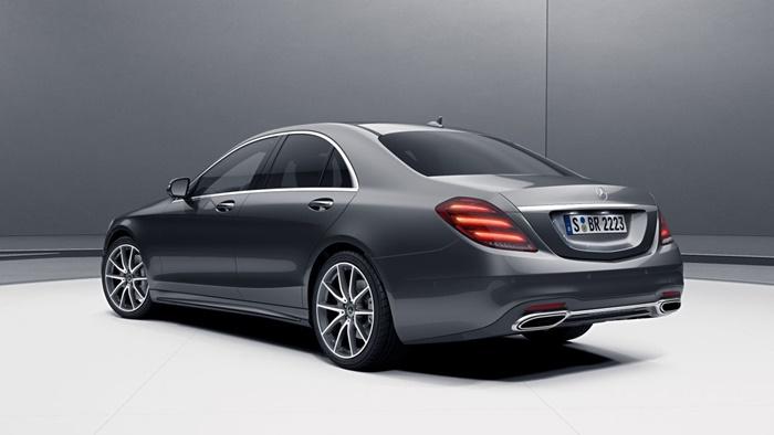 Mercedes-Benz S-Class ราคา 6.999 ล้านบาท