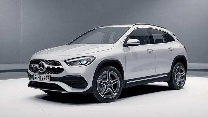 Mercedes-AMG GLA ราคา 3.19 ล้านบาท