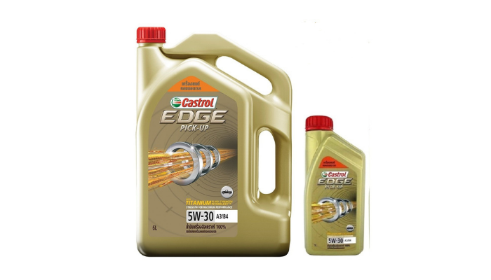 Castrol EDGE Pick Up