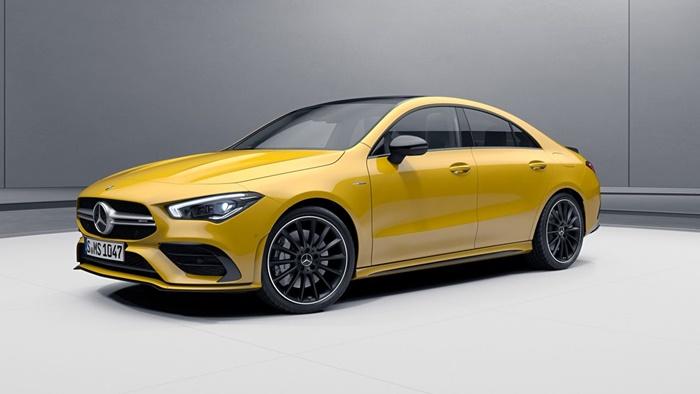 Mercedes-AMG CLA ราคาเริ่มต้น 3.999 ล้านบาท