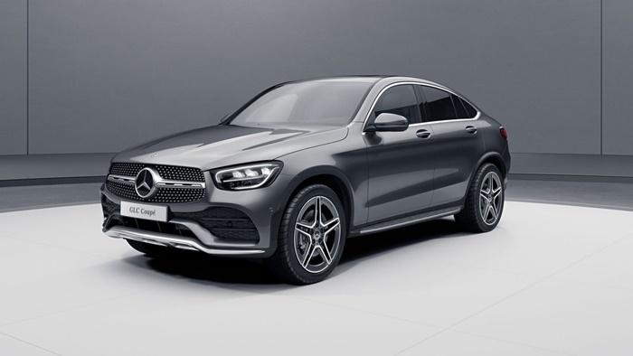 Mercedes-AMG GLC 2021 ราคาเริ่มต้น 4.999 ล้านบาท
