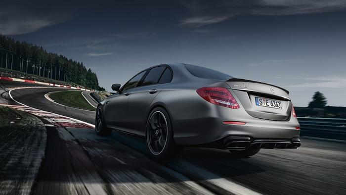 Mercedes-AMG E 63S ราคา 12.79 ล้านบาท