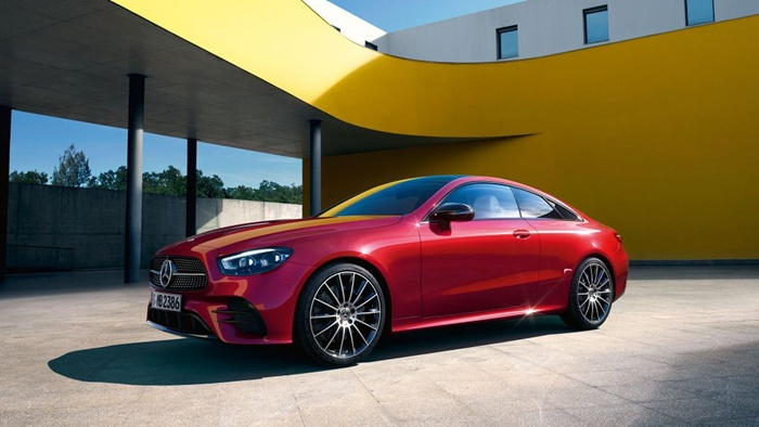 Mercedes-AMG E 2021