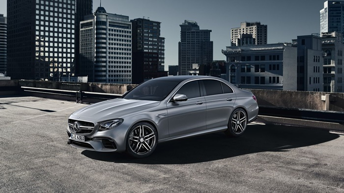 Mercedes-AMG E 63 S 2021