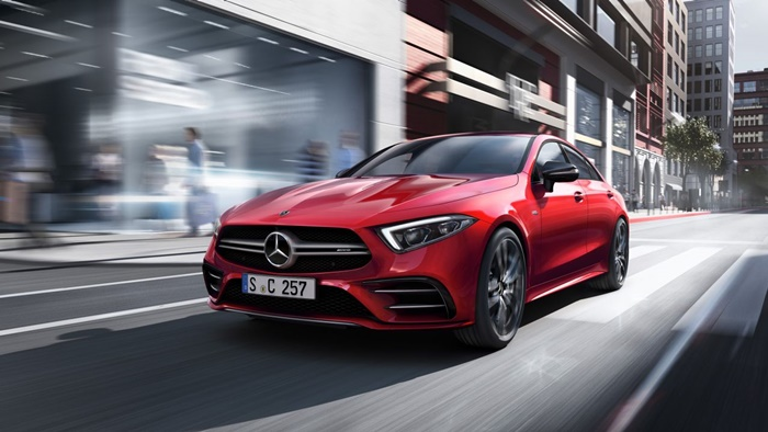 Mercedes-AMG CLS 2021