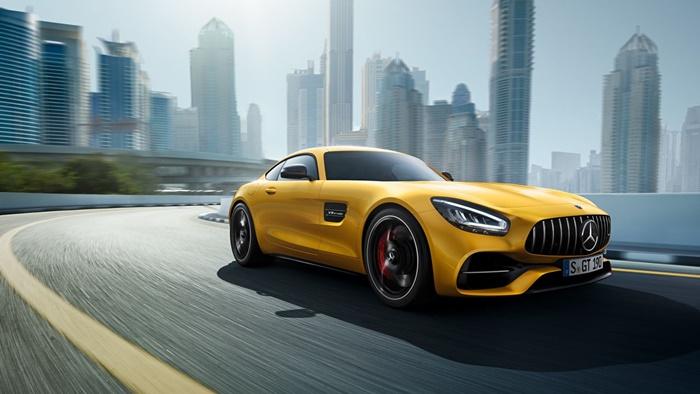 Mercedes-AMG GT R 2021