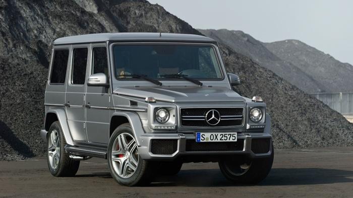Mercedes-AMG G 63 2021