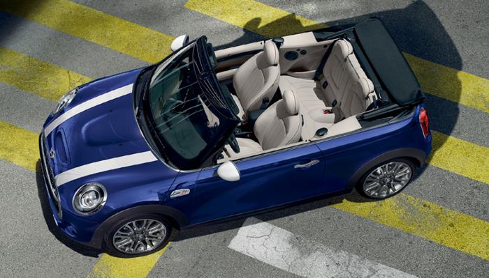 MINI Cooper Convertible ราคาเริ่มต้น 3.03 ล้านบาท