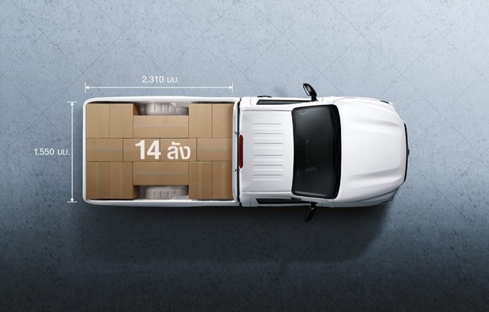 Nissan Navara Single cab ราคาเริ่มต้น 519,000 บาท