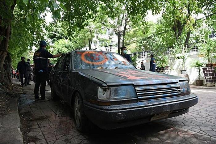 จอดทิ้งซากรถยนต์ คนทำผิดโดนปรับ คนแจ้งจับได้เงิน!