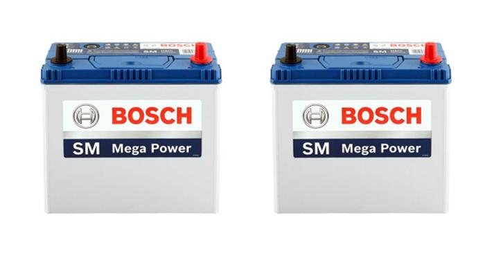 แบตเตอรี่ Bosch ราคาไม่เกิน 3,500 บาท