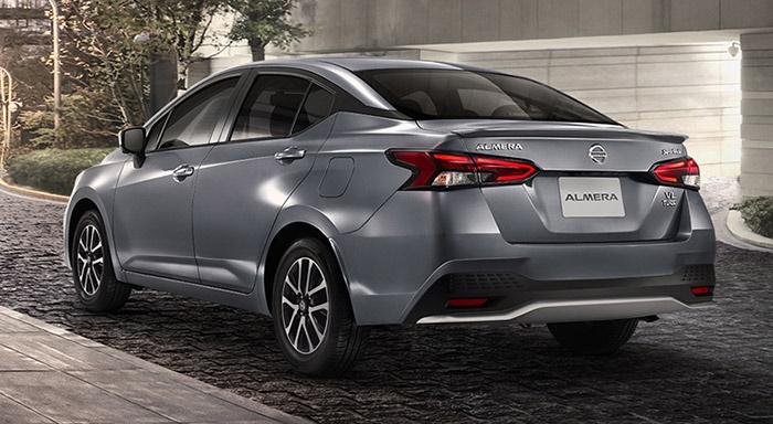 Nissan Almera Sportech 2021 ราคาเริ่มต้น 6.29 แสนบาท