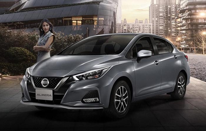 Nissan Almera Sportech 2021