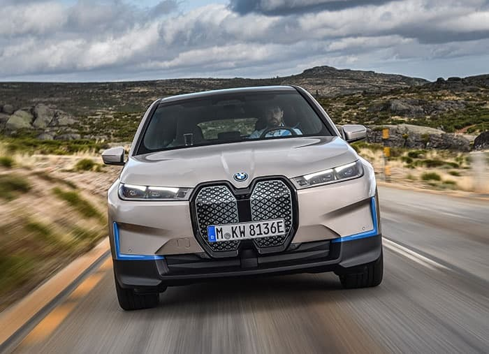 BMW iX 2021ราคา5,999,000 บาท