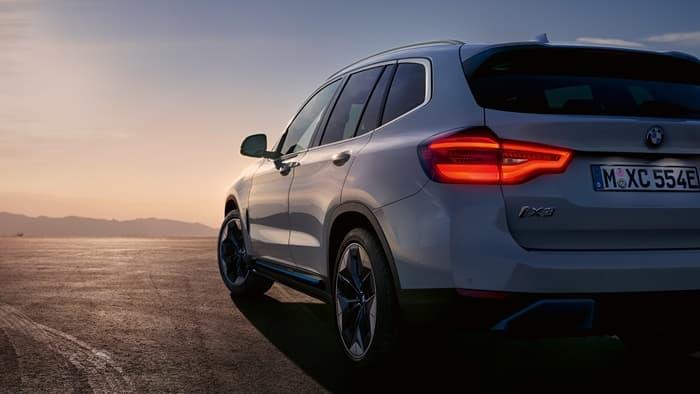 BMW iX3 2021 (บีเอ็มดับเบิลยู ไอเอ็กซ์ 3)