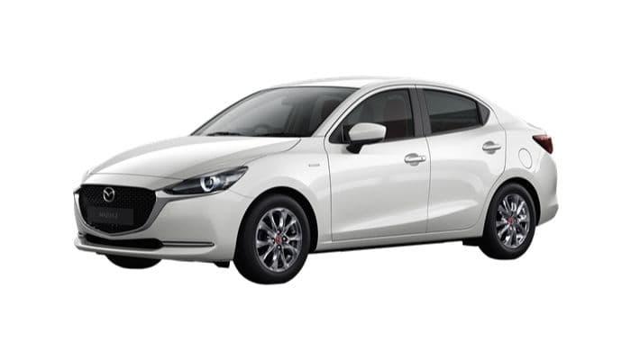 Mazda 2 100TH AnniversaryEdition