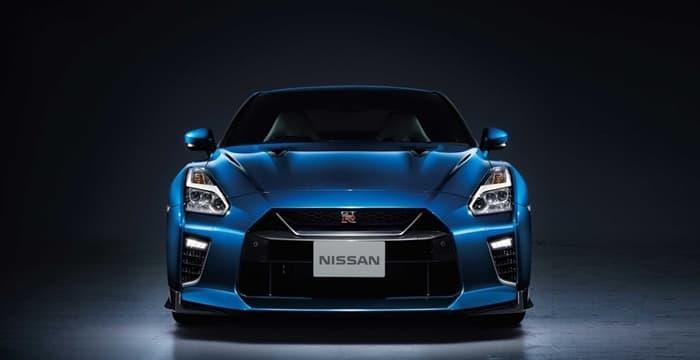 Nissan GT-R ทุกรุ่น