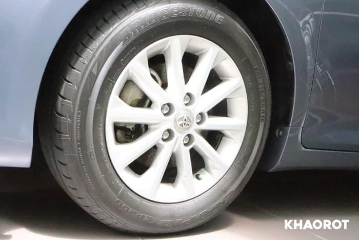 ยางรถยนต์ วิ่งได้กี่กิโลเมตร