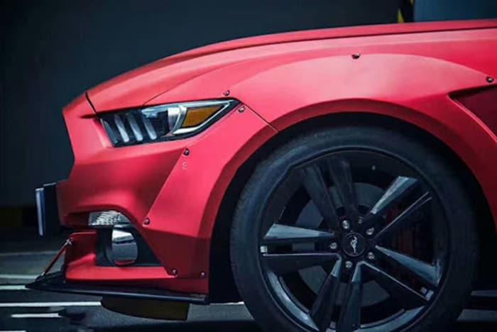 Car Wrap มีอายุการใช้งานขั้นต่ำ 2-3 ปีขึ้นไป