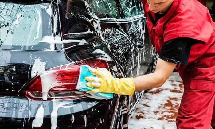 วิธีล้างรถเอง มีเทคนิคอย่างไร