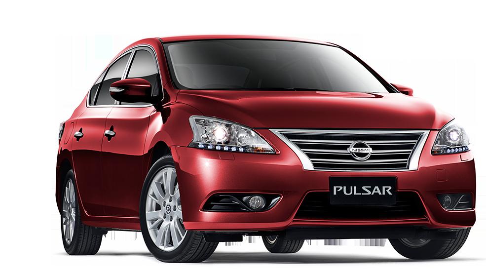 Nissan Pulsar foot