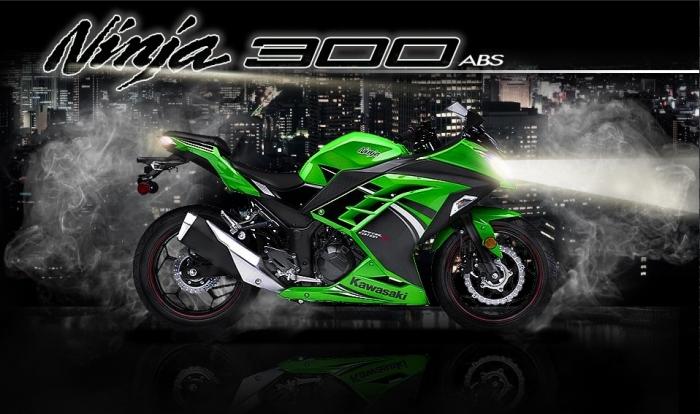 Ninja 300 ABS