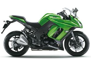 Ninja 1000 สีเขียว