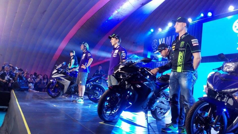 Yamaha YZF-R3 กับแชมป์