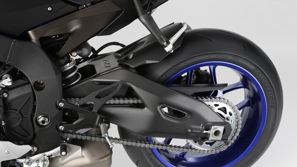Yamaha R1 Swing Arm