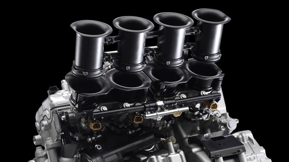 Yamaha YZF-R1 YCCI