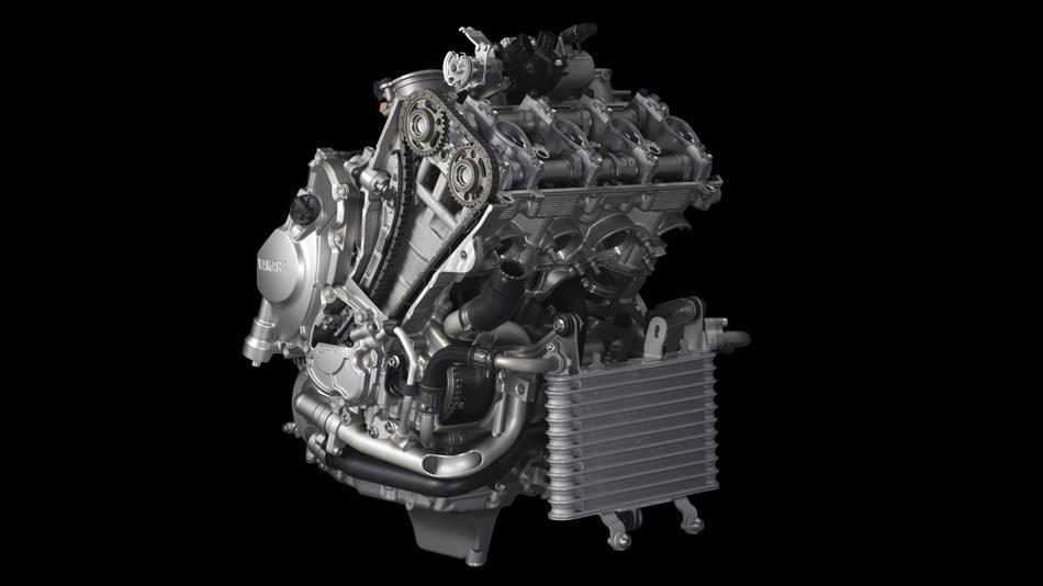 เครื่องยนต์ Yamaha YZF R1