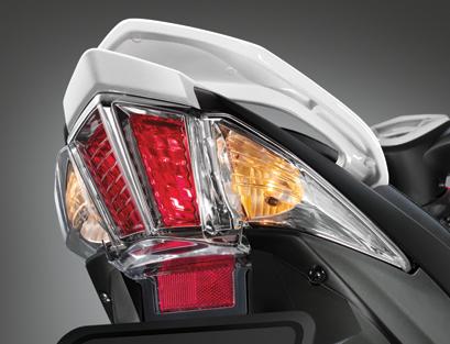 Yamaha Mio 125i Dynamic Light