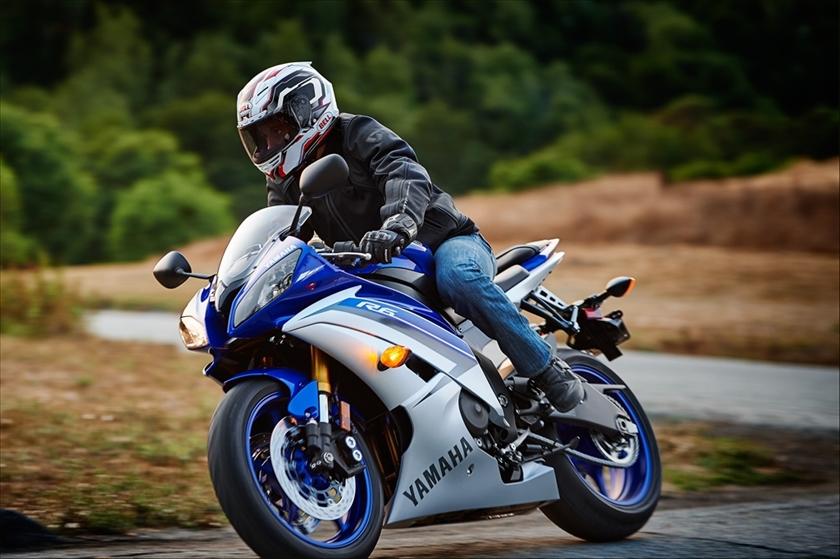 Yamaha YZF-R6 2015