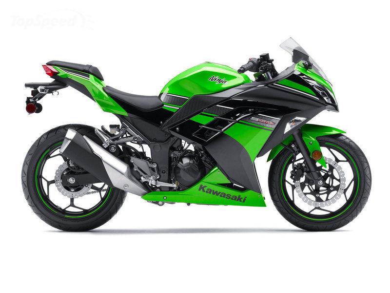 Kawasaki Ninja 300 Special Edition ABS (1)
