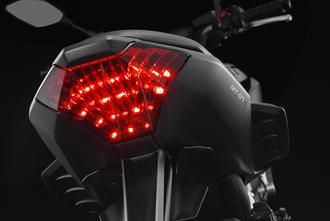 MT 07 LED