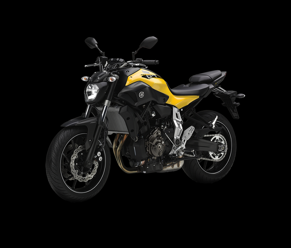 2014 Yamaha MT-07 ABS for Sale in United Kingdom