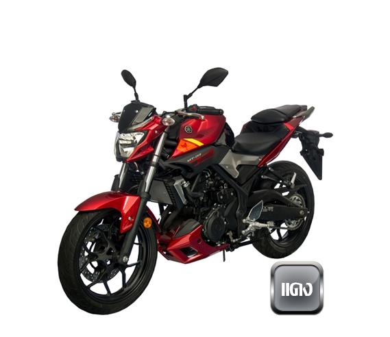 Yamaha_MT03_red