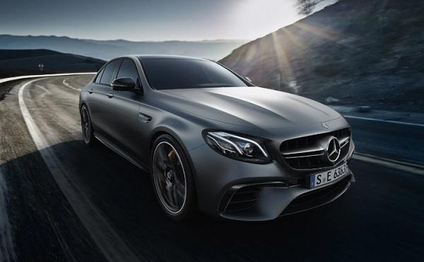 Mercedes-Benz E-Class 2019 มาพร้อมกับเครื่องยนต์เบนซินขนาด 2.0 ลิตร