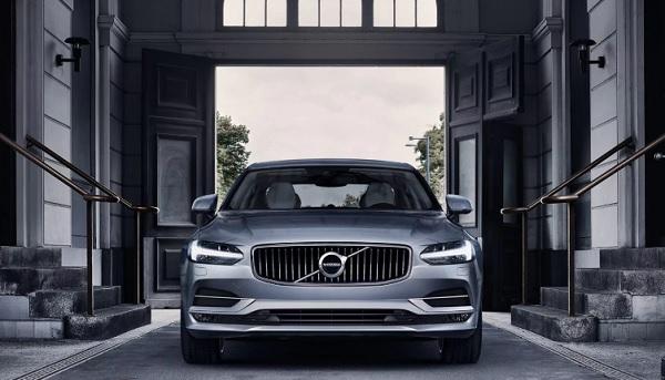 รถยนต์ VOLVO S90 ปี 2019