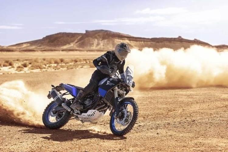 Yamaha Tenere 700 ถูกออกแบบเน้นการใช้งานแบบ on-Road และ Off-Road