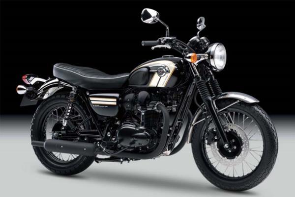 ผู้ที่ออกรถ Kawasaki รุ่น W800 จะได้รับประกันชั้น 1 ฟรี 1 ปี